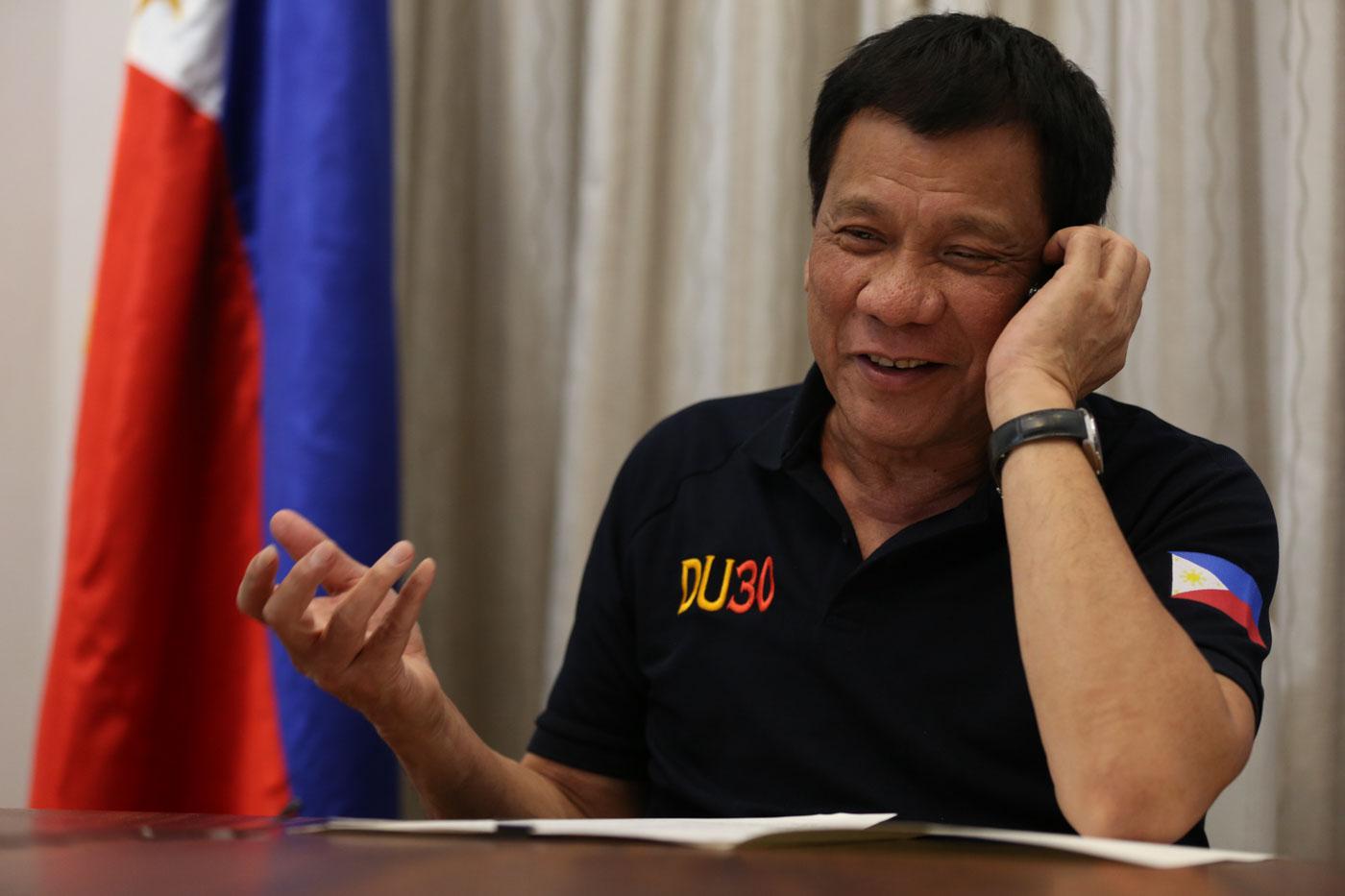 Trump calls Duterte; confirms PH visit in November
