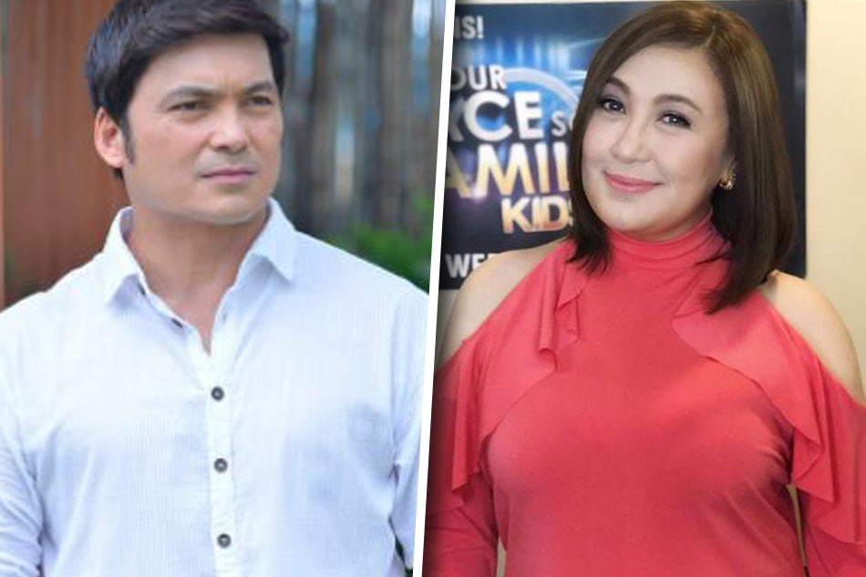 Gabby Concepcion reveals reasons on the delay of reunion film with Sharon Cuneta