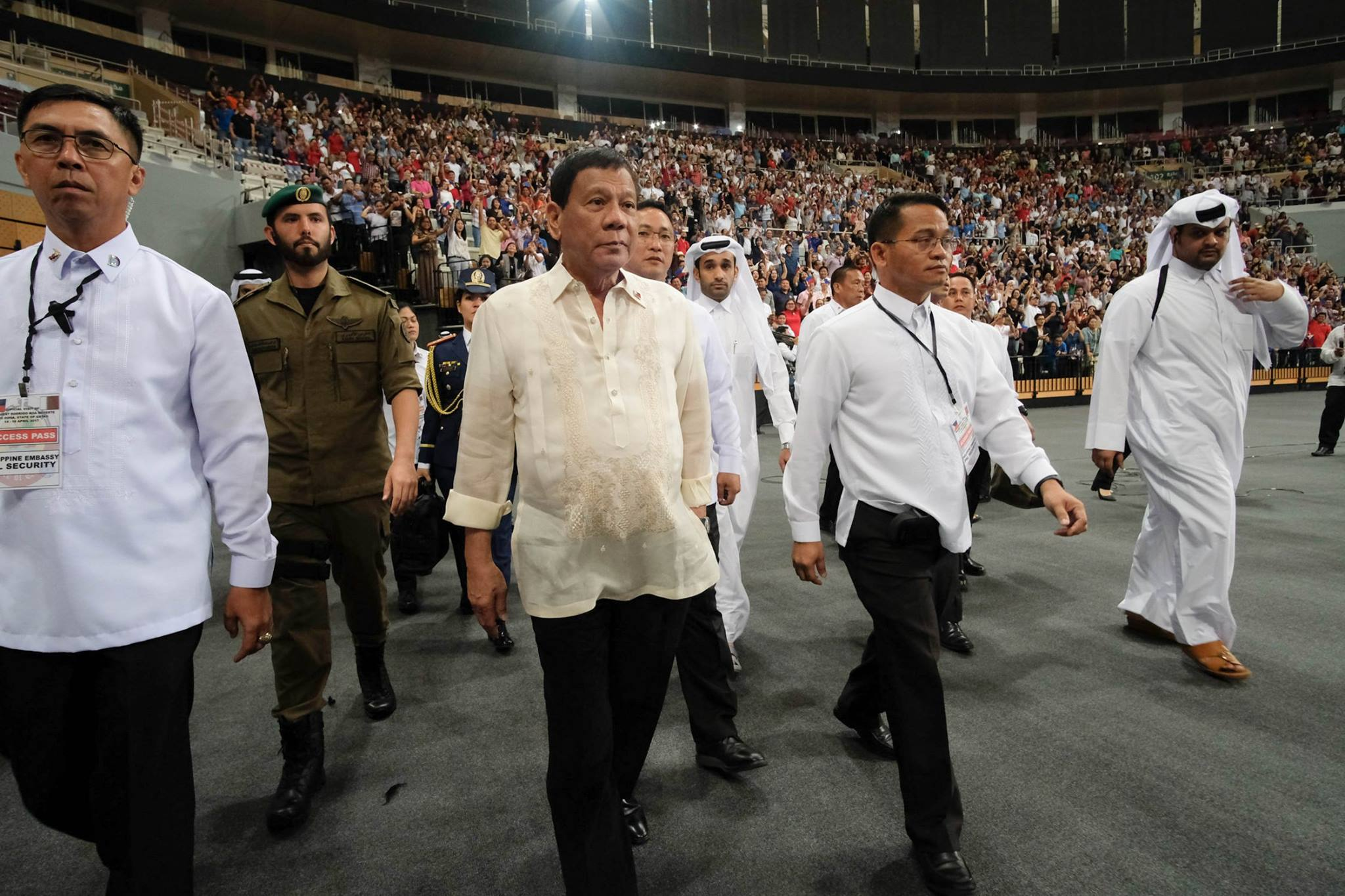 PH Expo 2020 team 'confident' of Duterte visit