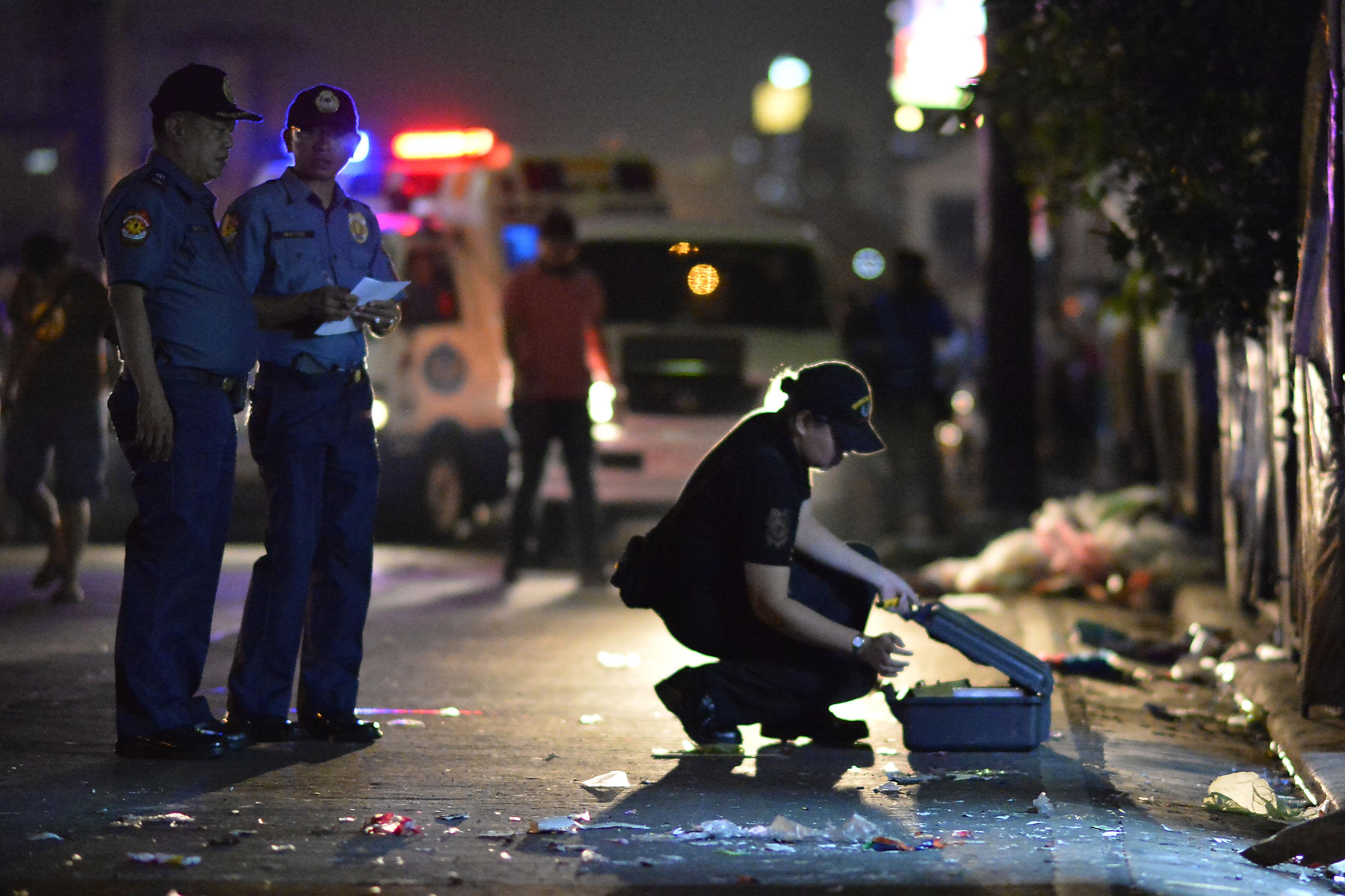 Quiapo blast leaves 13 people injured