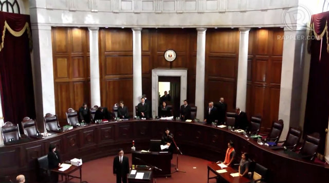 SC junks Estrada plea to dismiss graft raps over PDAF scam
