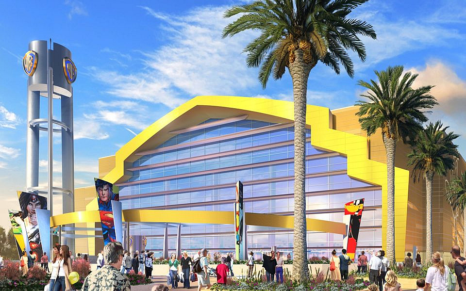 New UAE theme park to include Metropolis, Gotham cities