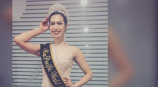 Filipina takes Miss Pacific World 2017 crown
