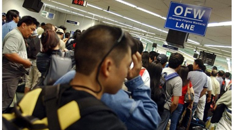 an overview of the oversea filipino workers in taiwan Without a doubt, overseas filipino workers (ofw) play a pivotal role in sustaining the philippine economy number of overseas filipinos by country overseas.