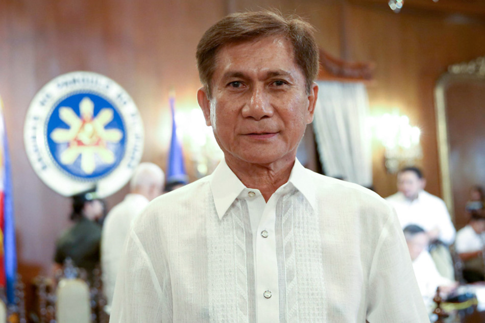 Duterte hands DENR post to Cimatu after Lopez's termination