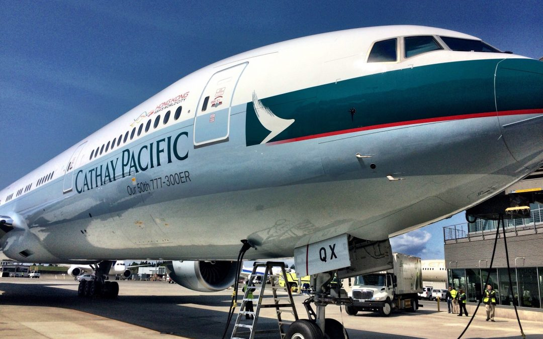 Cathay Pacific to vacate 600 positions; declares financial losses