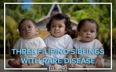 'Tinimbang sila ngunit kulang': Filipino siblings with rare disease