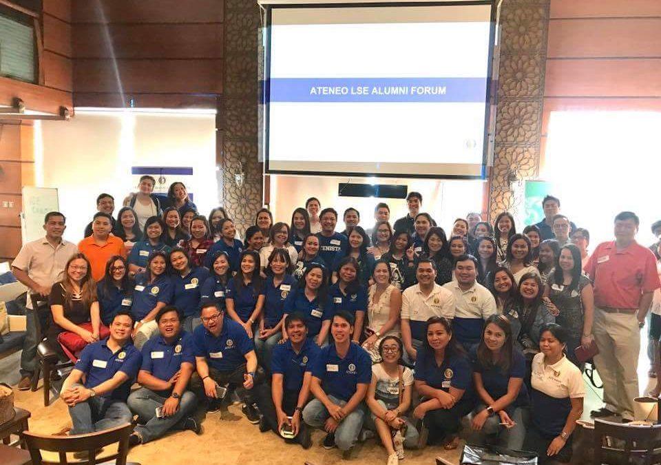 Ateneo holds 'Puhunang pang-Kabayan' reintegration forum