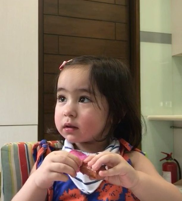 Scarlet Belo wows netizens with her new found skill