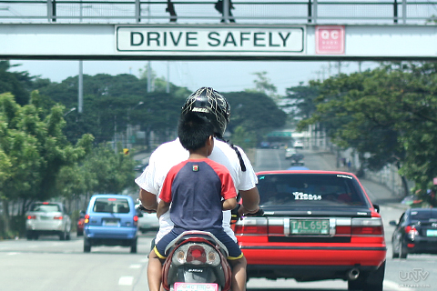 LTO bans children on motorcycles, effective tomorrow