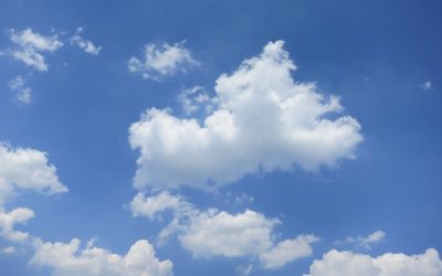 Partly cloudy weather today in UAE