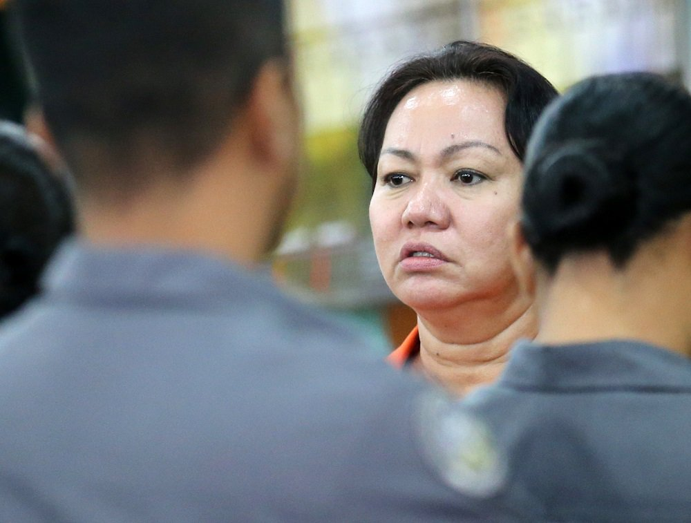 Is Duterte behind Napoles' acquittal?