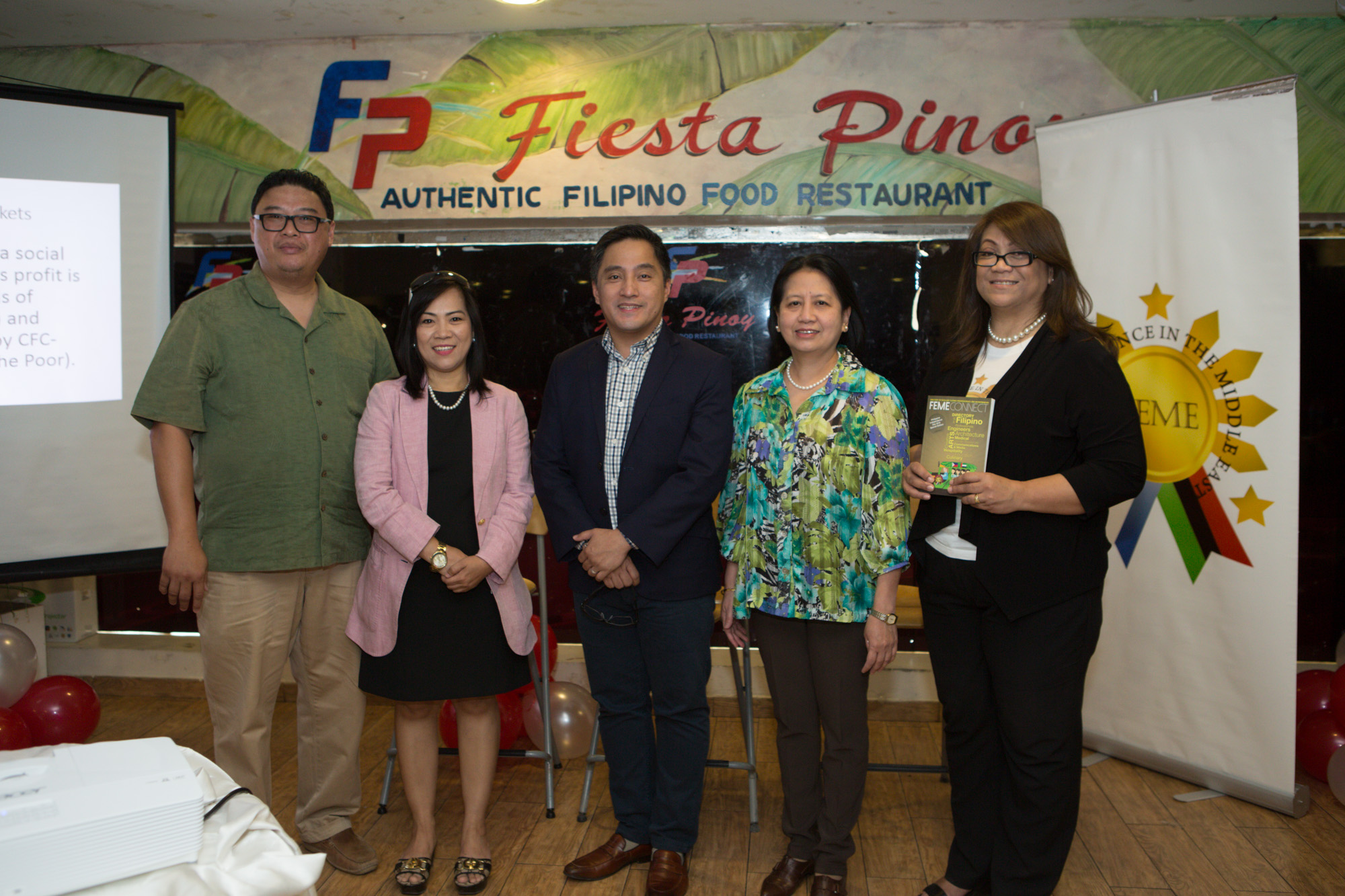 Pinoy group donates airline tickets to Dubai PCG, POLO