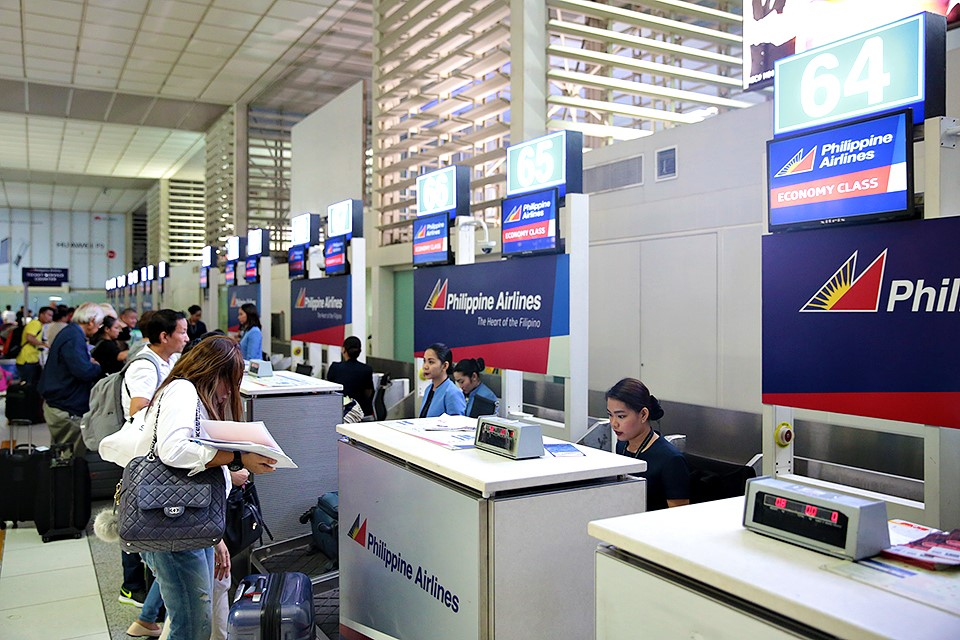 PAL temporarily halts Abu Dhabi flight services