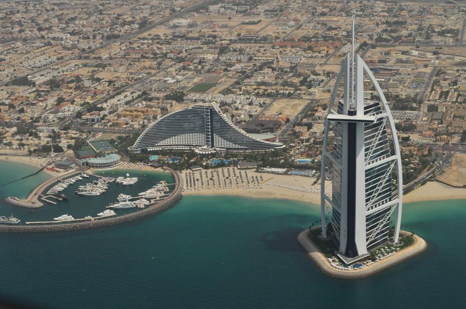 UAE is top country with most immigrants