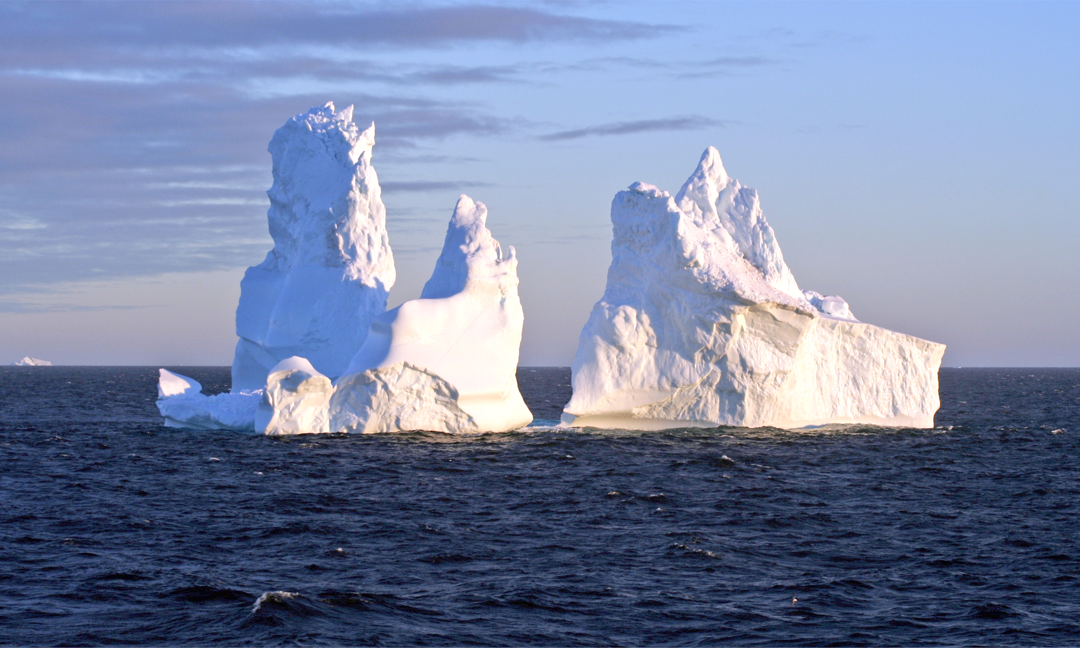 Not a joke: UAE might host iceberg towing project