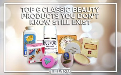 Top 6 classic beauty products you don't know still exist