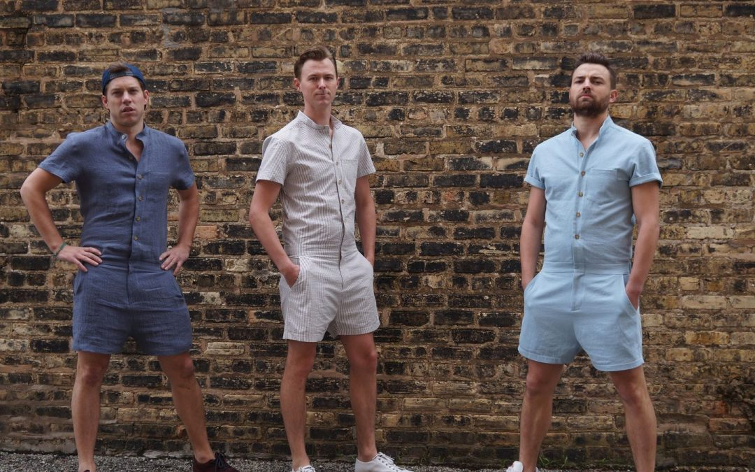 RompHim out to conquer men's fashion