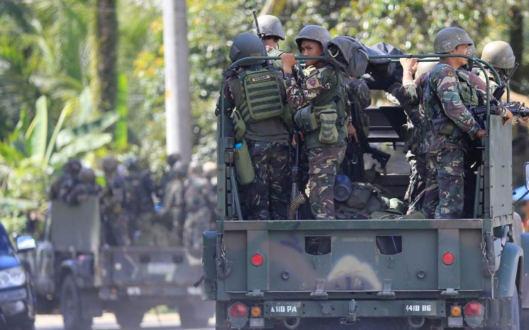 DND vows to 'uphold human rights' amid martial law