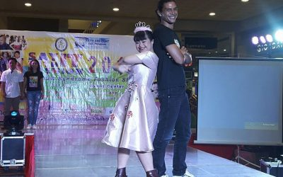 Youths with Down Syndrome star in fashion show