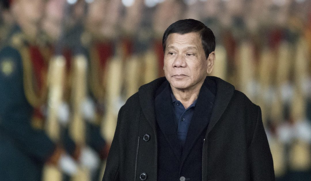 Duterte on terror attacks: I will not allow this country to go to the dogs