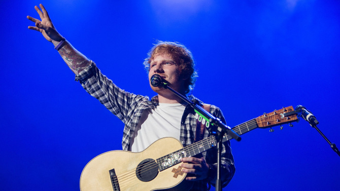Ed Sheeran announces 'hiatus' from music