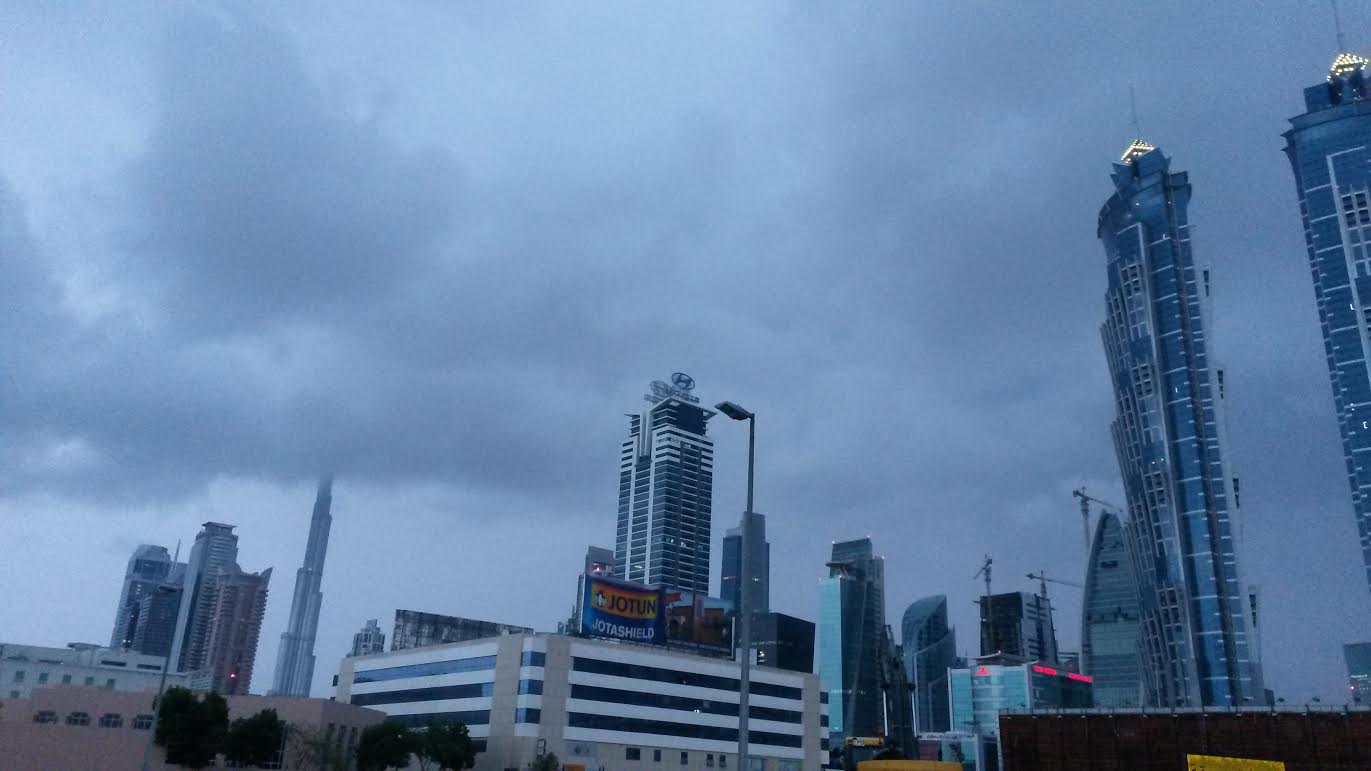 UAE to experience rainy days this week