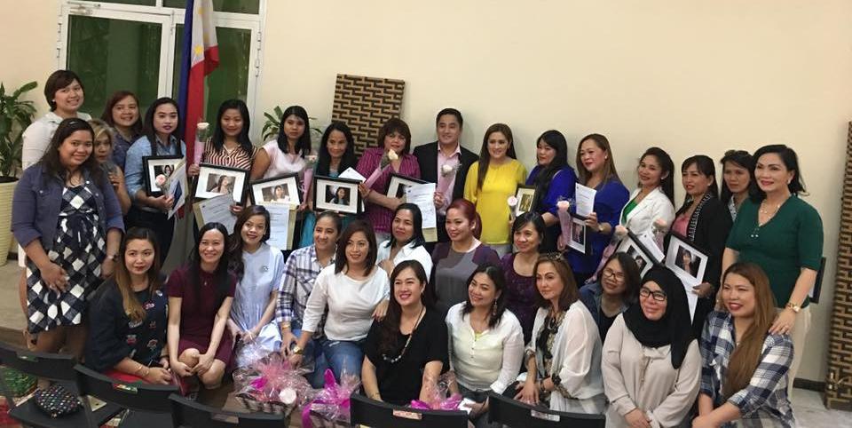 5 HSWs among OF moms bestowed Ulirang Ina Awards