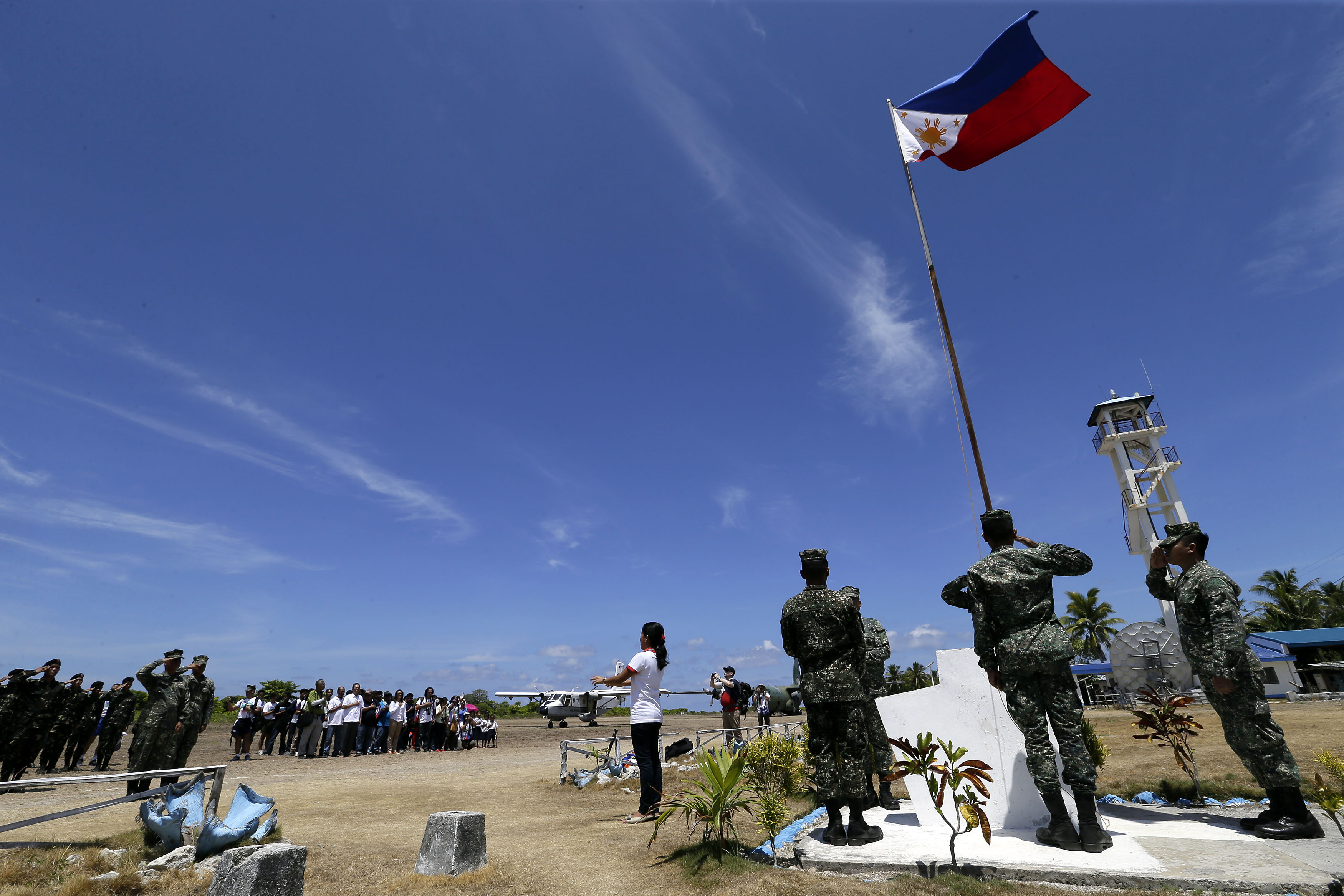 PH reasserts rights over Pag-asa Island