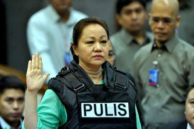 Napoles acquitted of serious illegal detention case