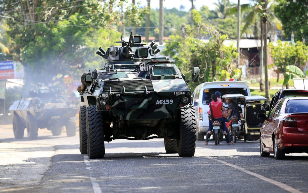 Pinoys in UAE pledge help for Marawi residents