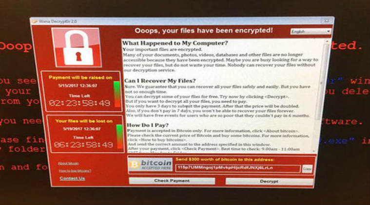 Pirated, outdated operating systems contributes in global ransomware attack