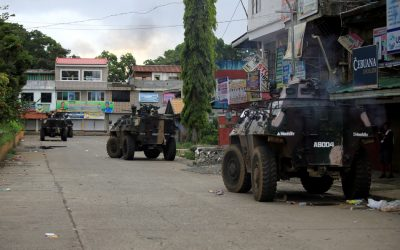 Marawi rebels refuse to withdraw
