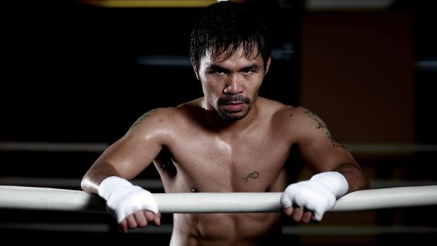 Pacquaio: I will be going home as world champion
