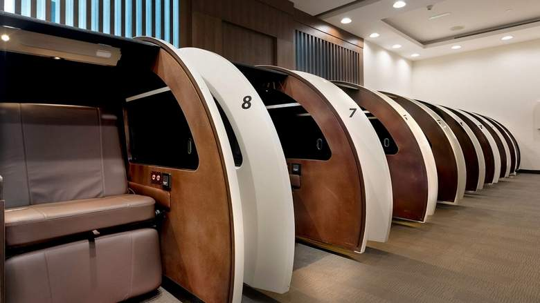 Kids Furniture In Dubai Kids Bedroom Furniture Dubai: Try These New Sleeping Pods In Dubai Airports