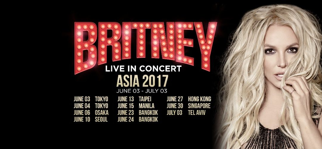 Thousands watch Britney Spears concert in Manila