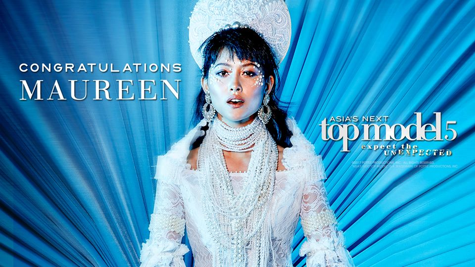 Filipina wins 'Asia's Next Top Model'