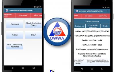 OWWA membership fees now payable through smartphones