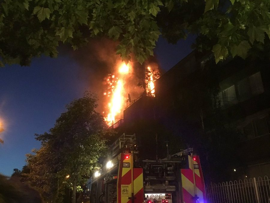 Filipinos hurt in London tower fire