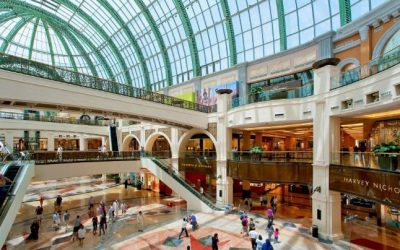12,000 solar panels being added to Dubai malls