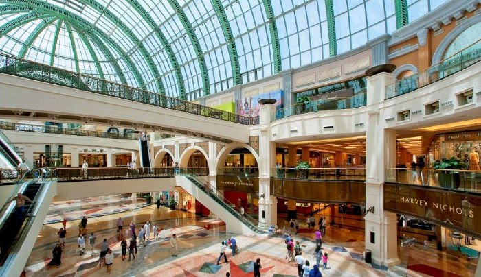 12,000 solar panels being added to Dubai malls