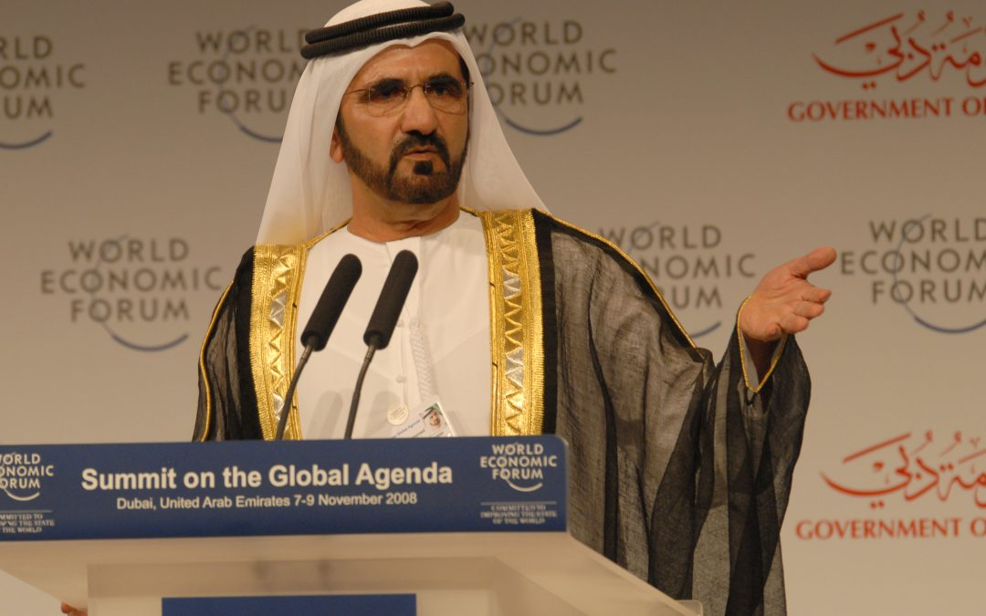 Sheikh Mohammed calls for Gulf unity in poem