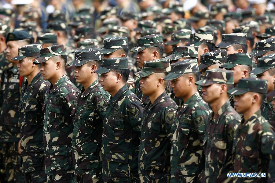 DSWD to help dependents of slain soldiers, police put up business