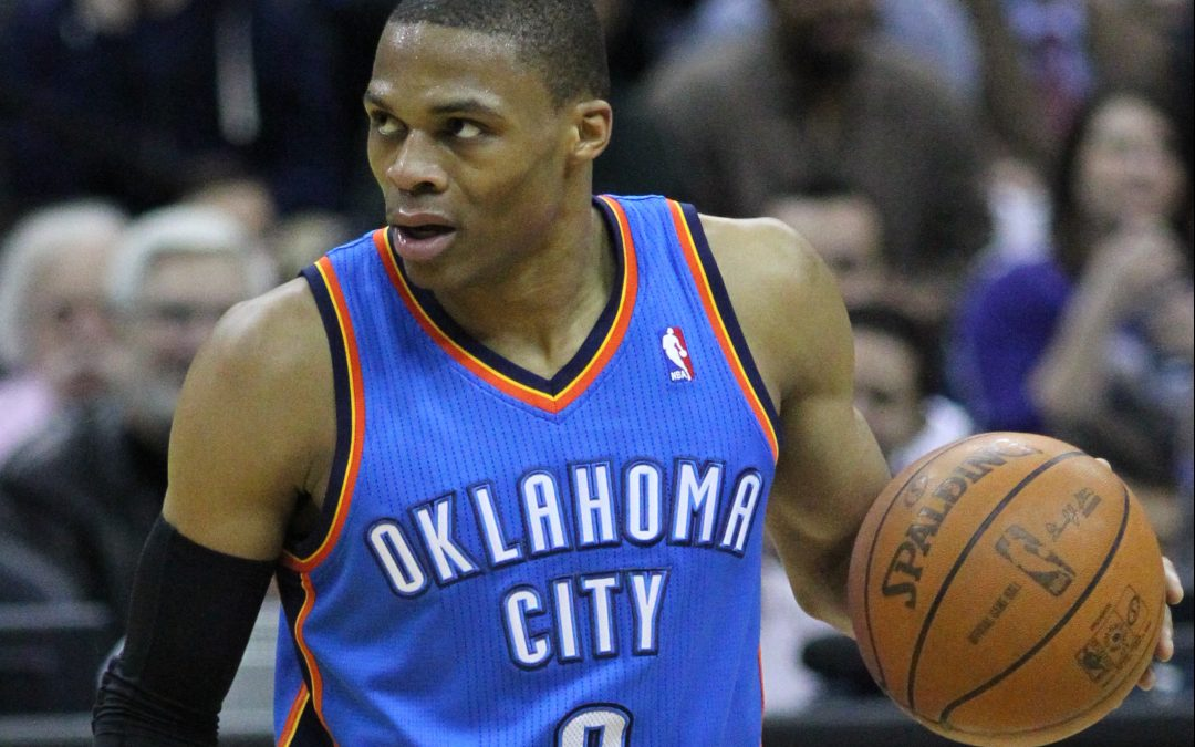 NBA MVP goes to Russell Westbrook