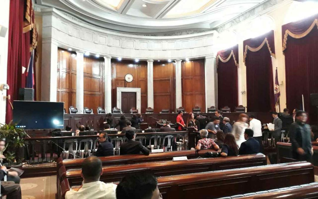 SC starts oral arguments on martial law petitions