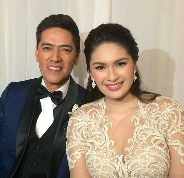 Baby girl for Pauleen Luna and Vic Sotto