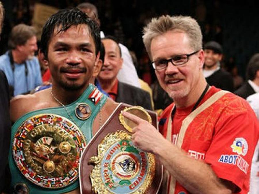 Roach wants Pacquiao to knock out Horn