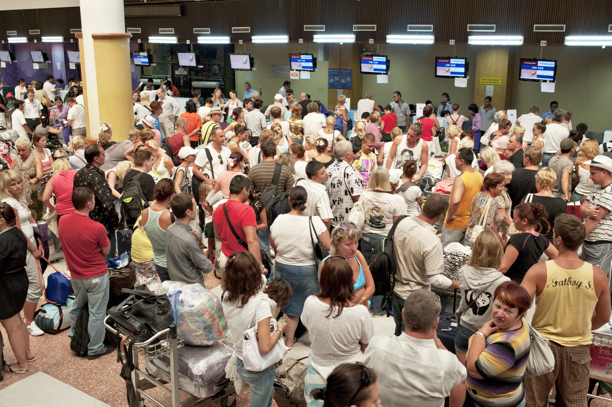 Busy Airports Dampen Ofws Eid Holiday Travel Plans - The Filipino Times-1739