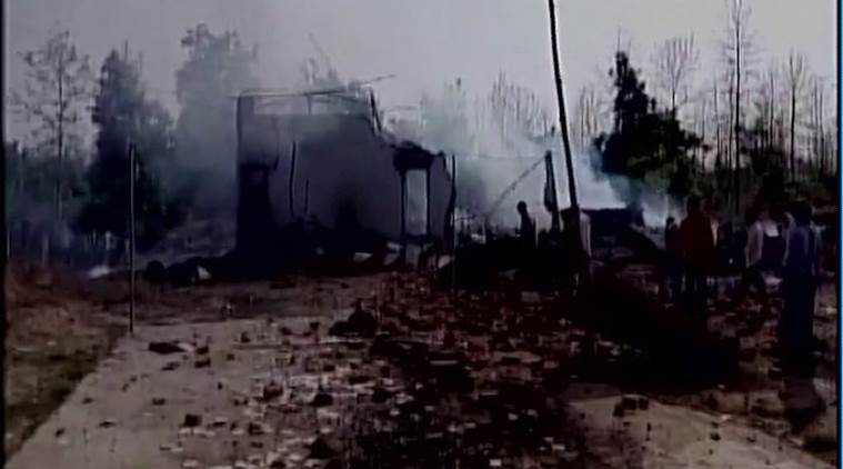 India fireworks factory explodes, kills 25 workers