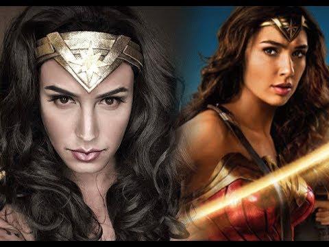 Paolo Ballesteros' makeup video wows 'Wonder Woman'